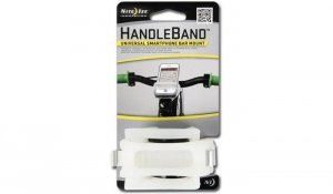 Nite Ize - HandleBand Universal Smartphone Mount - Clear - HDB-02-R3