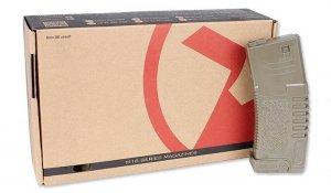 Amoeba - Magazynek Mid-Cap do M4 - Dark Earth - BOX x 10
