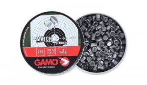 Gamo - Śrut Match 5,5mm 250szt.
