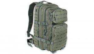 Mil-Tec - Plecak Small Assault Pack Laser Cut - Zielony OD