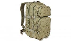 Mil-Tec - Plecak Small Assault Pack Laser Cut - Coyote
