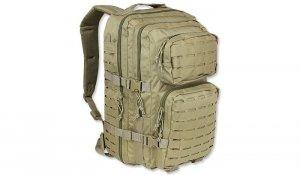 Mil-Tec - Plecak Large Assault Pack Laser Cut - Coyote
