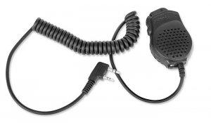 BaoFeng - Mikrofonogłośnik PTT do radiotelefonu UV-82 - Wtyk Kenwood