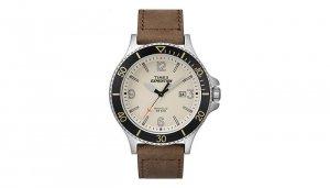 Timex - Zegarek Expedition Ranger z paskiem skórzanym - TW4B10600
