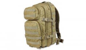 Mil-Tec - Plecak Small Assault Pack - Coyote