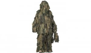 Helikon - Ghillie Suit - Digital Woodland - KP-GHL-PO-07