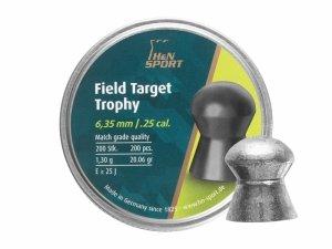H&N - Śrut diabolo Field Target Trophy 6,35mm 200szt.