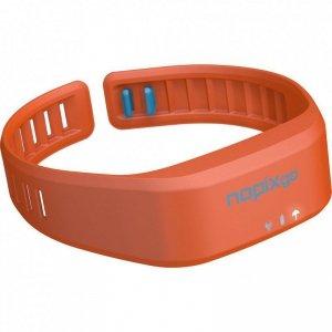 Nopixgo - Opaska przeciw komarom NPG433 pomarańczowa