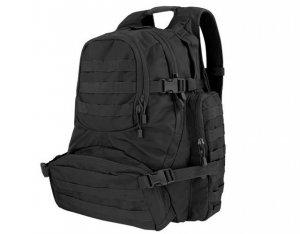 Condor - Plecak Urban Go Pack - Czarny - 147-002