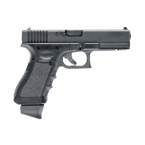 Umarex - Replika CO2 Glock 17 Deluxe - 2.6414