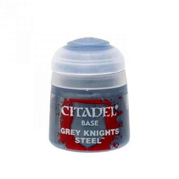 CITADEL - Base Grey Knights Steel 12ml