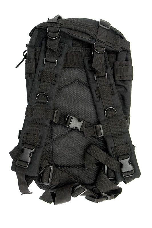 Plecak Assault Pack - czarny