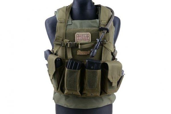 Kamizelka Personal Body Armor - TAN