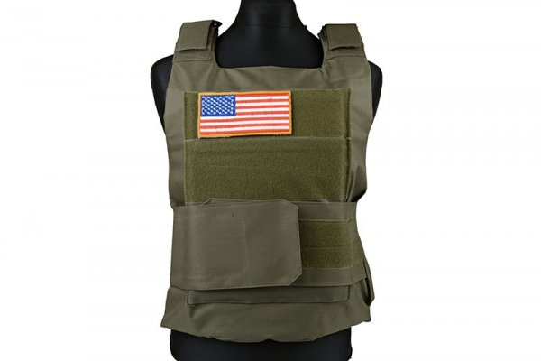 Kamizelka Personal Body Armor - olive