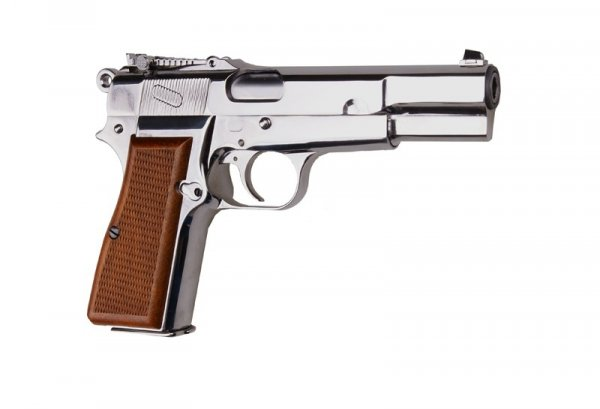 WE - Replika Browning M1935 - Silver