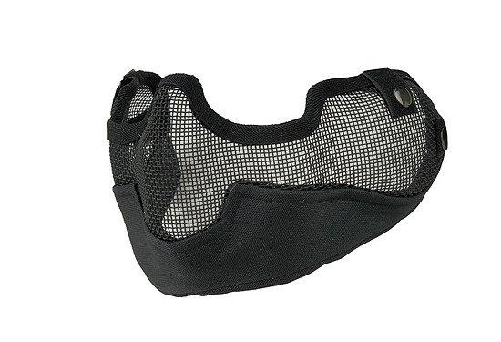 Maska  typu Stalker V3 - czarna