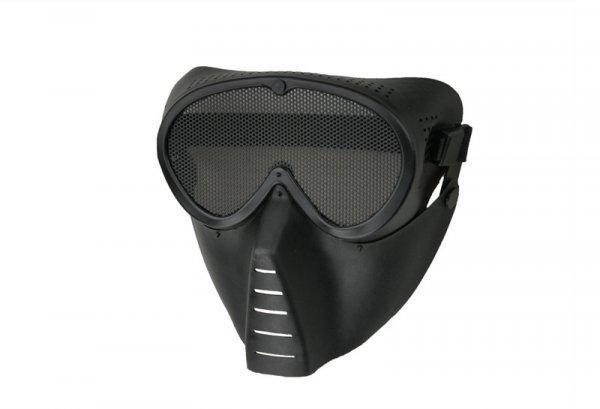 Maska Ventus Eco - czarna