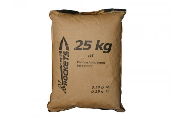 Rockets - Kulki 0,20g 25kg