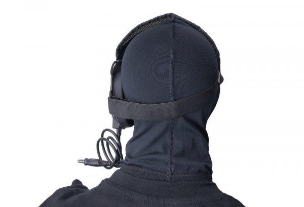 Zestaw słuchawkowy Bowman Evo III - czarny