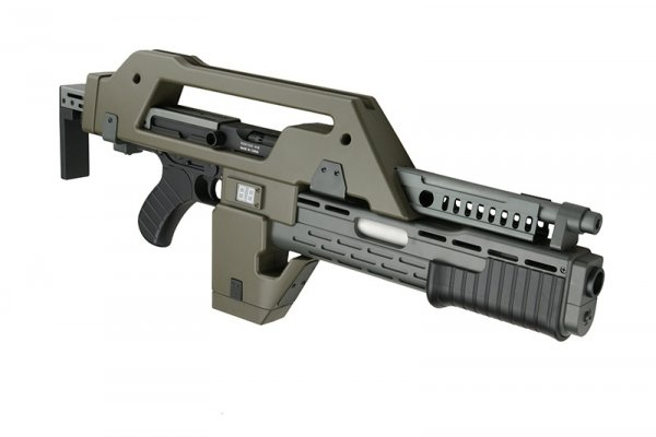 Snow Wolf - ReplikaM41A Pulse Rifle