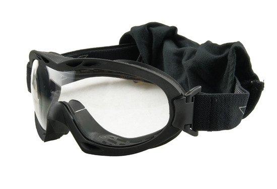 Gogle Wiley X® Nerve - Czarne