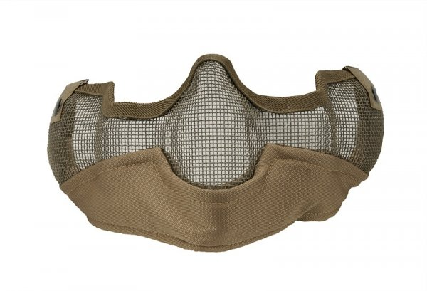 Maska  typu Stalker V3 tan