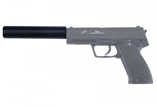 Tłumik Covert Tactical PRO 35x150mm