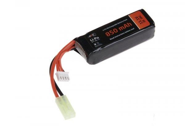 GFC - Akumulator LiPo 11,1V 850mAh 20C