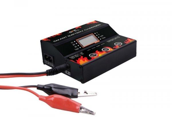GFC - Mikroprocesorowa ładowarka Smart Battery Charger