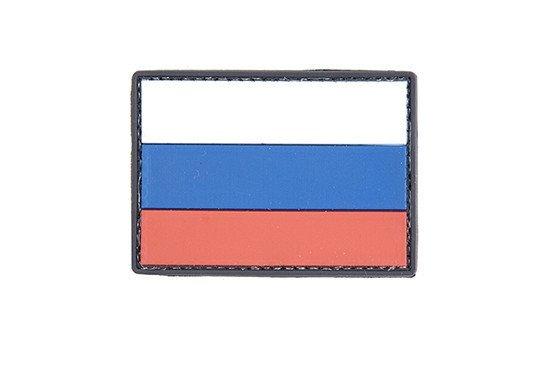 Naszywka 3D - Flaga Rosji