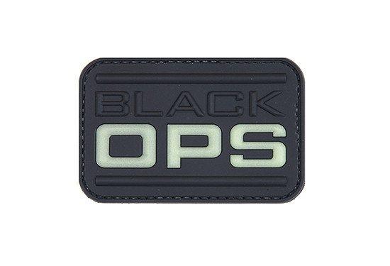 Naszywka 3D-  BLACK OPS