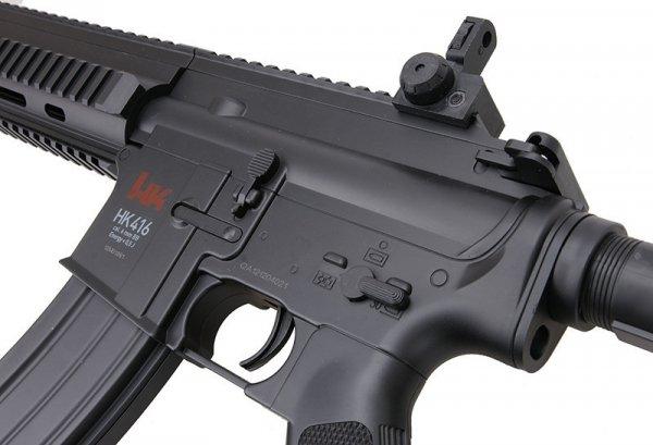 Replika karabinka Heckler & Koch HK416 CQB