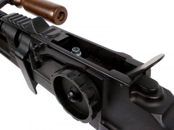 Replika karabinu maszynowego ZB26