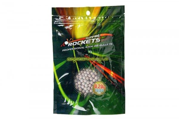 Rockets - Kulki BIO 0,20g 1000szt.