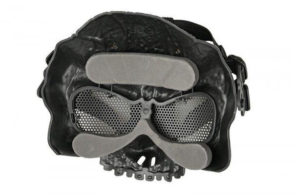 Maska MAS-58 - srebrna