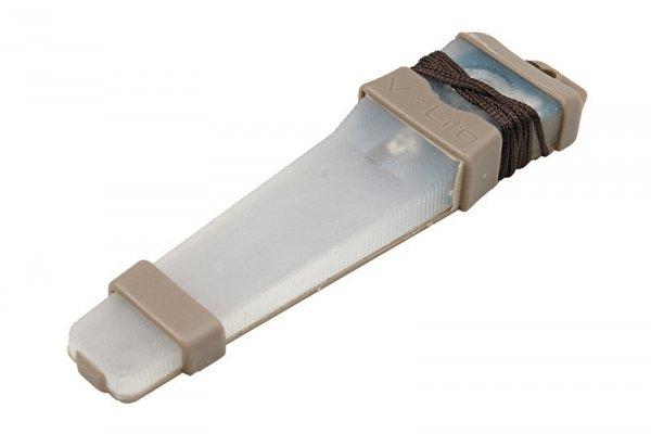 Marker elektroniczny LITE tan - (światło niebieskie)