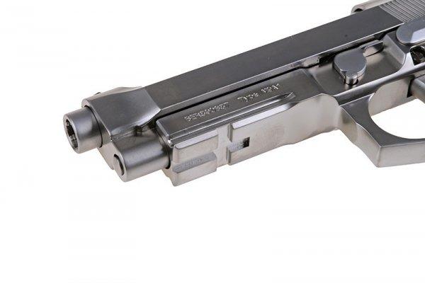 WE - Replika M9A1 V2 LED Box - silver