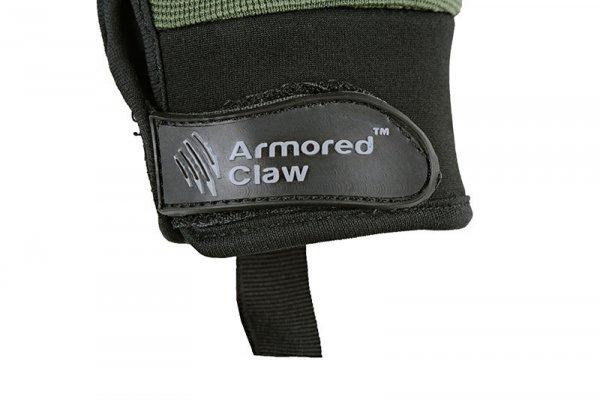 Rękawice taktyczne Armored Claw Shield - sage green