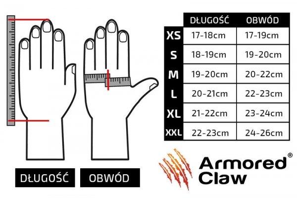 Armored Claw - Rękawice Breacher - czarne