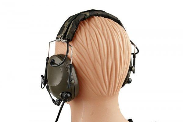 Zestaw słuchawkowy - woodland