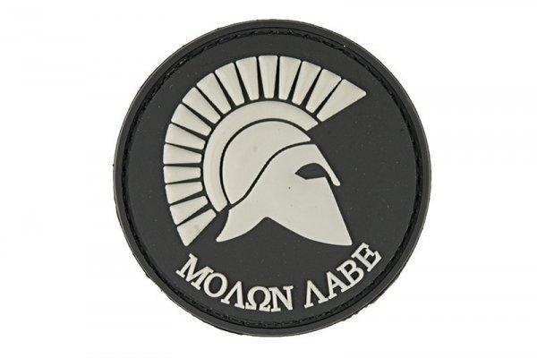 Naszywka 3D - Molon Labe