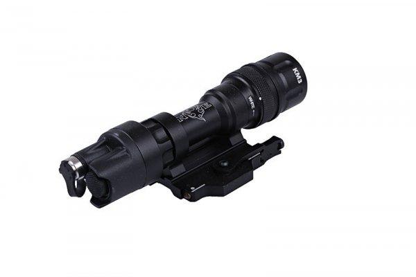 Latarka taktyczna M952V - czarna