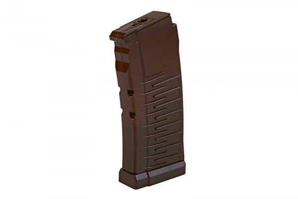 LCT - Magazynek Hi-Cap 250 kulek do VSS/AS VAL - brązowy