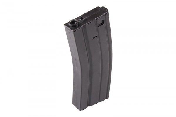 Specna Arms - Magazynek Mid-Cap na 100 kulek do M4 - czarny