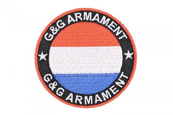 Naszywka G&G - Holandia