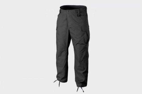Spodnie SFU NEXT - PolyCotton Ripstop - czarne