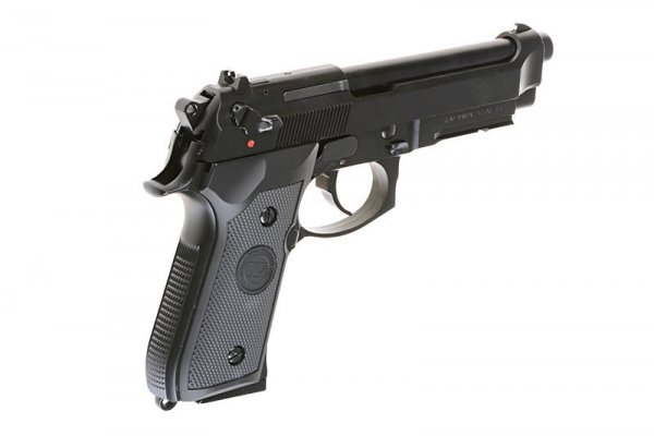 WE - Replika Beretta M9A1 v2 - Black