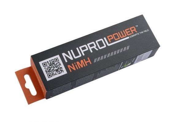 Nuprol - Akumulator NiMH 8.4V 1600mAh typ small