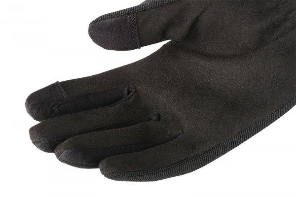 Rękawice taktyczne Armored Claw Quick Release - czarne