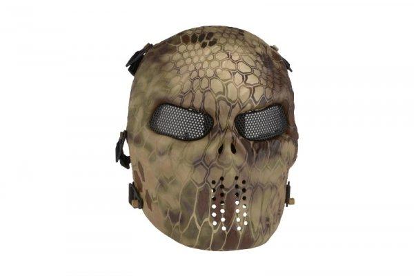 Maska Tactical Skull - HLD